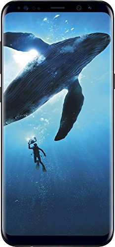 SAMSUNG GALAXY S8 PLUS BLACK (4GB,64GB)