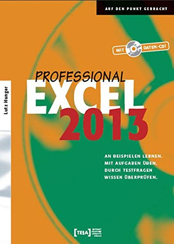 Excel 2013 Professional, m. CD-ROM