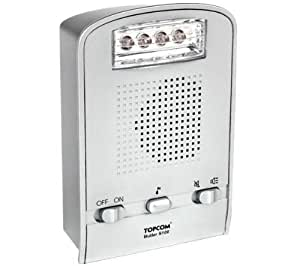 topcom amplificateur de sonnerie butler s100 filtre adsl high tech. Black Bedroom Furniture Sets. Home Design Ideas