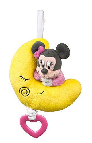 Minnie Mouse - Carrillón de peluche (Clementoni 145355)