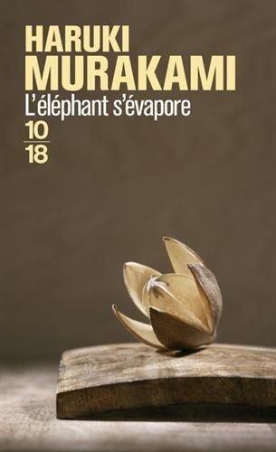 L'éléphant s'évapore par Haruki Murakami