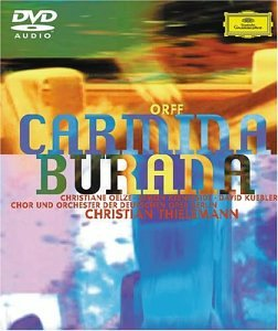 Carmina Burana (Dvd-a) [DVD-AUDIO]