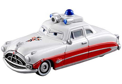 Tomica voitures C-39 sauvetage Go! Go! Doc Hudson [Type d'ambulance