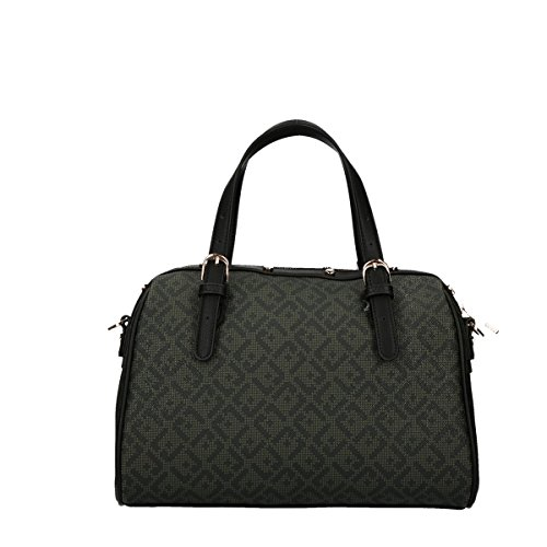 LIU JO CALLA BOSTON BAG N67062E0017 Military