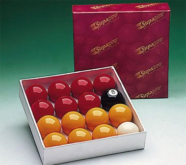 supapro-red-and-yellow-pool-balls-1-7-8-inches-48mm