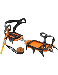 Climbing Technology Ice Classic - Crampones de escalada, color negro