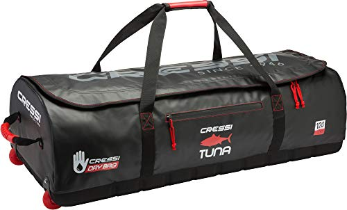 Cressi Tuna Dry Wheel Bag Bolsa Grande Impermeable