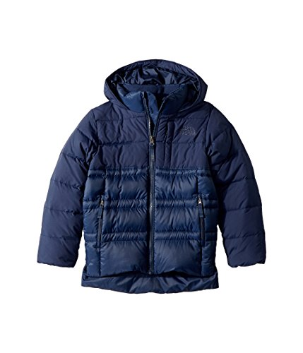 The North Face Big Boys' Franklin Down Jacket - Cosmic Blue, - Jacket North Down Face Boys