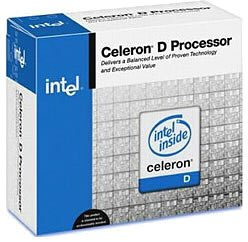 Intel Celeron D 346 Processore 3,06 GHz