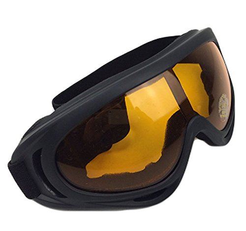 SaySure - Airsoft X400 Windproof Skiing Glasses Wind Dust Goggle