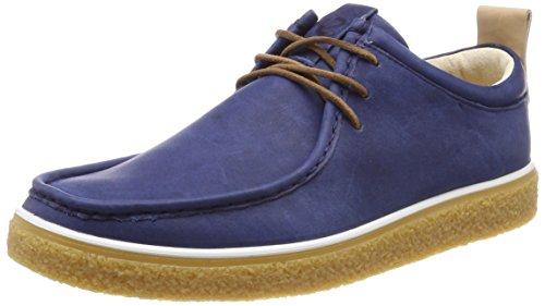 Ecco Crepetray, Mocassins (Loafers) Homme Bleu (Indigo 7/powder)