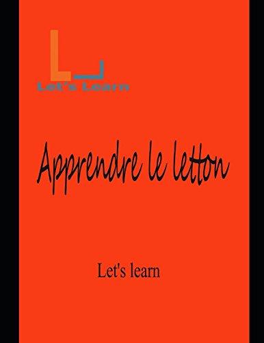 Let's Learn Apprendre le Letton par Let's Learn