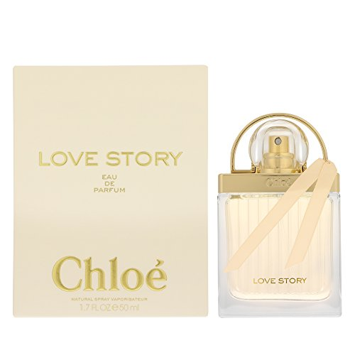 Chloe Love Story femme/woman, Eau de Parfum, Vaporisateur/Spray 1er Pack (1 x 50 ml) (Cologne Spray Blossom Orange)