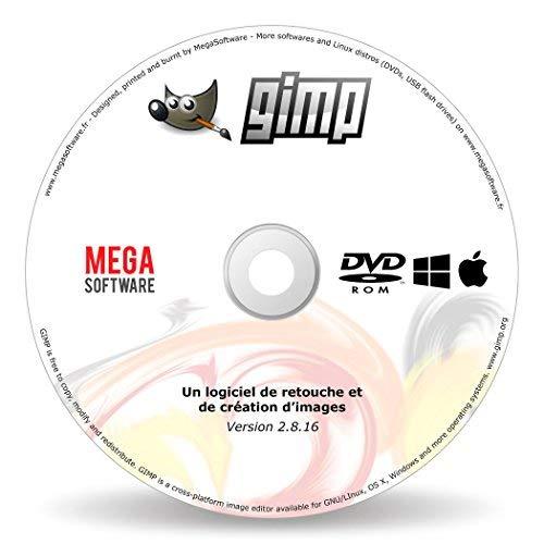 GIMP - Une alternative à Photoshop CS3 CS4 CS5 CS6 CC