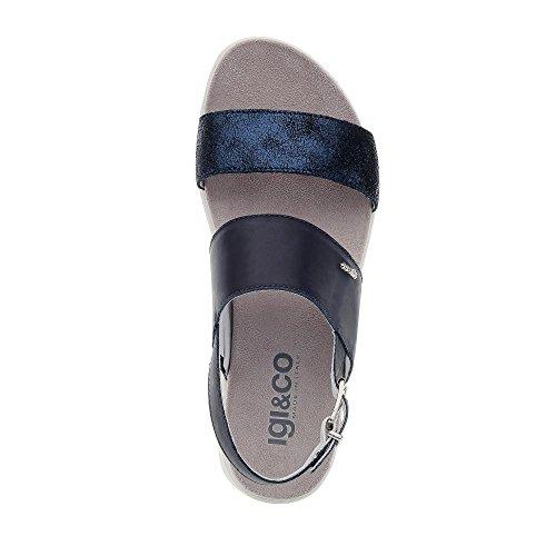 Igi & Co Sandale Blau (Blue)