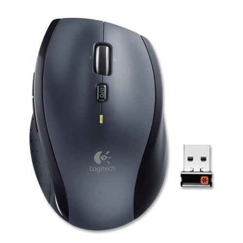 Logitech mouse wireless marathon m705-nero