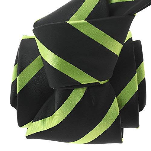 Clj Charles Le Jeune - Cravate Clj, Urbane, Verte