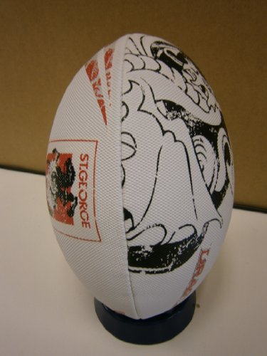 queensland-lnr-st-george-illawarra-dragons-rugby-league-ballon-de-plage