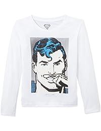 Superman Ls - Camiseta para niños