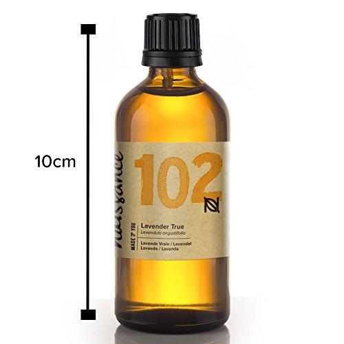 confronta il prezzo Naissance Olio di Lavanda - Olio Essenziale Puro al 100% - 100ml miglior prezzo