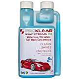 PROKLEAR Waterless Dry Car Wash Concentrate RAW Xtreme CX Carnauba Wax Rinseless /
