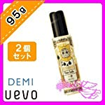 Studio Demi Cosmetics commodity name Contents Demi Webo Jukara Heakasuta 10 Product Description 'cute 'to together near the mitral Trolli, nor a new texture waxes such as smooth like custard cream, no milk.' Heakasuta 'is' prevents wear unevenness 'a...