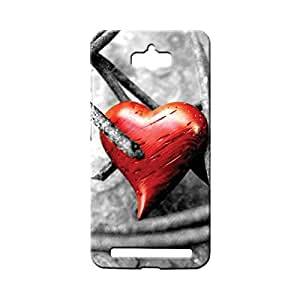 BLUEDIO Designer 3D Printed Back case cover for Asus Zenfone Max - G6632