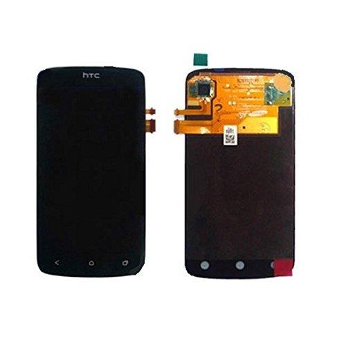 Schermo Touch Screen LCD Retina per HTC One S G25 - Nero