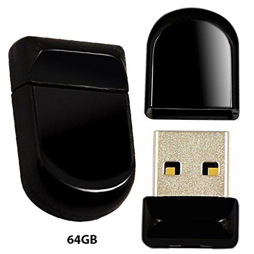 Bislinks® 64gb usb 2.0 micro memoria stick mini pen flash drive card data storage device