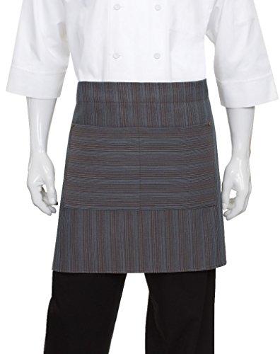 Chef Works breit Bistro Kleidungsstücke, AW036-BUC-0 -