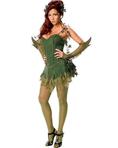 Poison Ivy Kostüm Sexy ()