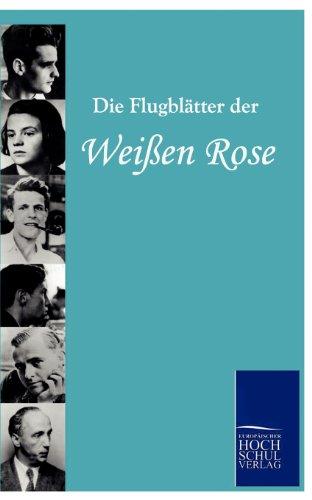 Price comparison product image Die Flugblätter der Weißen Rose