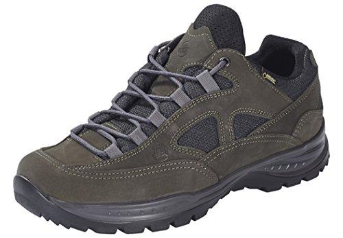 Hanwag Chaussures randonnée Gritstone GTX Dark Grey - Asche