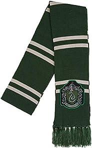 Harry Potter Slytherin Patch Knit Scarf
