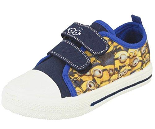 Minions Despicable Me Garçons Canvas Pompes / chaussure