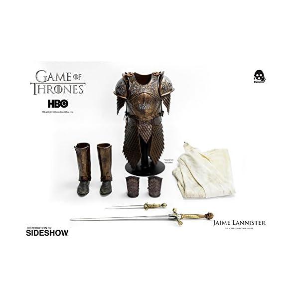 Figura de colección Three Zero Game of Thrones: Jaime Lannister (1/6) 3