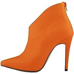 fereshte , Damen Pumps Orange orange