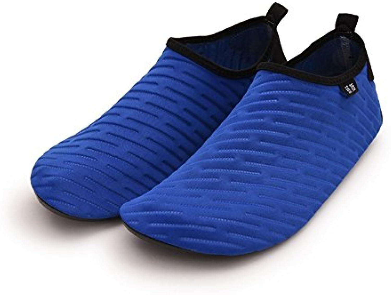 JUNHONGZHANG Portable Sports Calzado De Playa Stream Snorkel Buceo Calzado Antideslizante Caminadora Natación