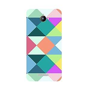 Skintice Designer Back Cover with direct 3D sublimation printing for Dazen Note 3 Lite
