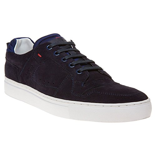 Hugo Boss Baskets Fultero Bleu