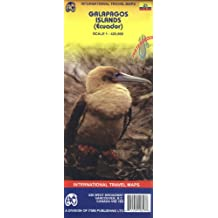Les îles Galapagos (Equateur) : 1/420 0000
