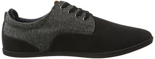 ALDO Bernbaum, Sneakers Basses Homme Noir (98 Black)
