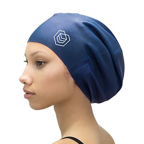 SOUL CAP XL - Gorro Natación Extra Grande XL / Gorro