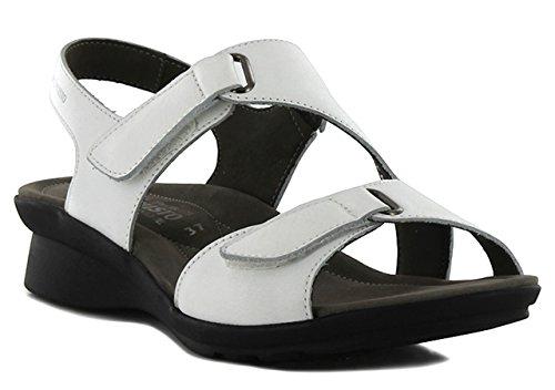MEPHISTO modèle PARIS Sandales pour femme - blanc / white Blanc