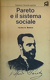 Pareto e il sistema sociale par Norberto Bobbio
