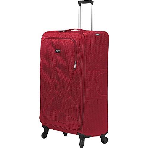 mia-toro-apennine-softside-24-spinner-luggage-red