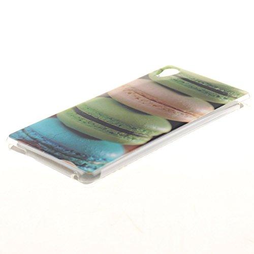 Voguecase® Pour Apple iPhone 6/6S 4.7, TPU Silicone Shell Housse Coque Étui Case Cover (tête de lion 01)+ Gratuit stylet l'écran aléatoire universelle Macaron 01