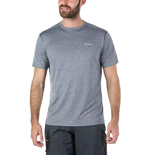 417DnTLYIyL. SS500  - Berghaus Men's Explorer Base Crew Short-sleeve T-Shirt