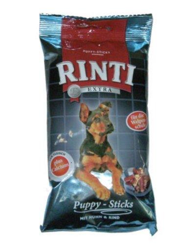 Artikelbild: Rinti Snack Puppy-Sticks 75g