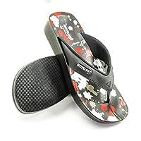 Aerosoft Multi Color Thong Slipper For Women